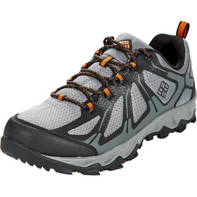 Columbia Peakfreak XCRSN II XCEL Low Outdry Calzado Hombre, ti grey steel/bright copper